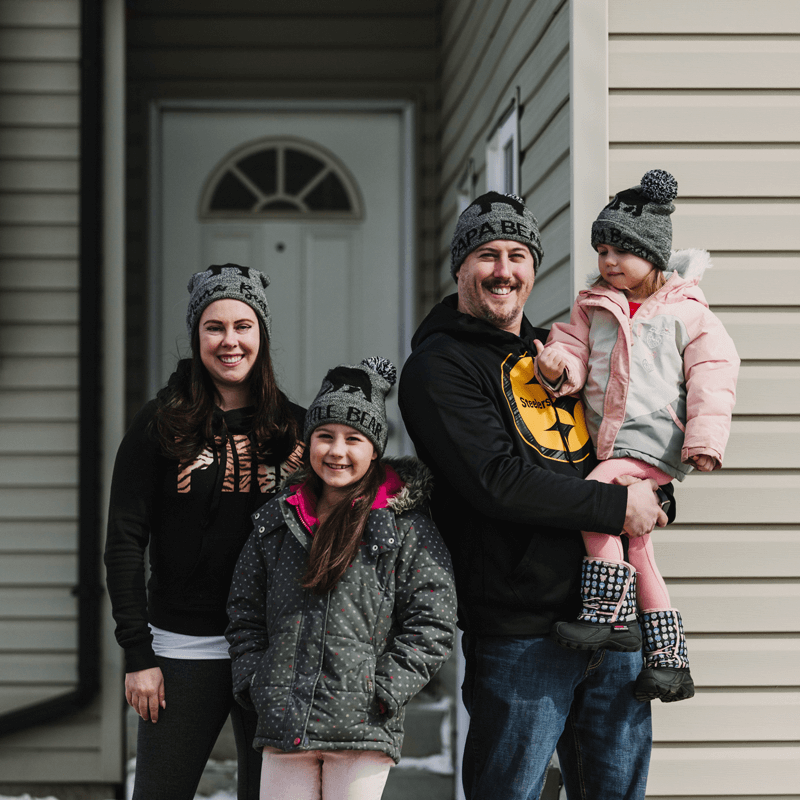 Families on Doorsteps, Saskatoon Edition - Saskatoon