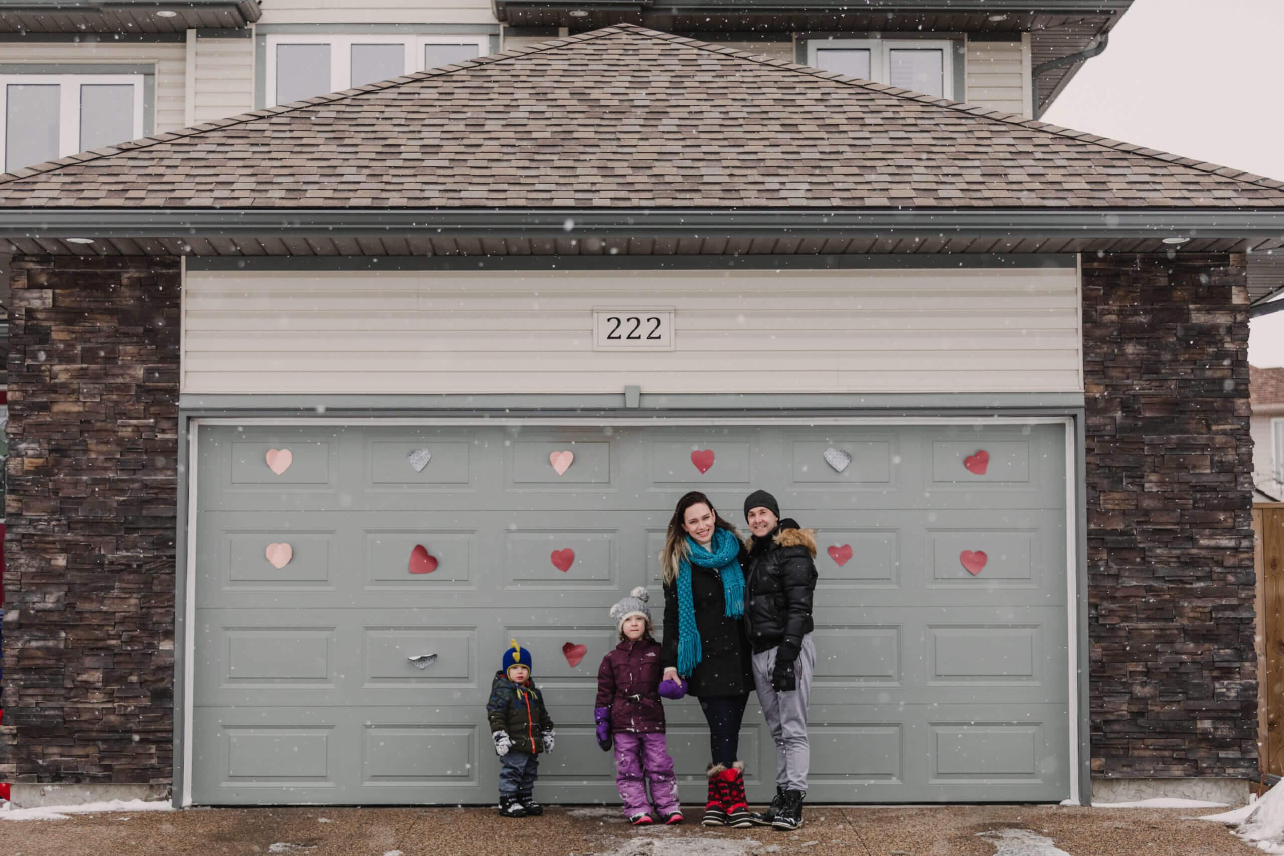 The Kardash family, Saskatoon