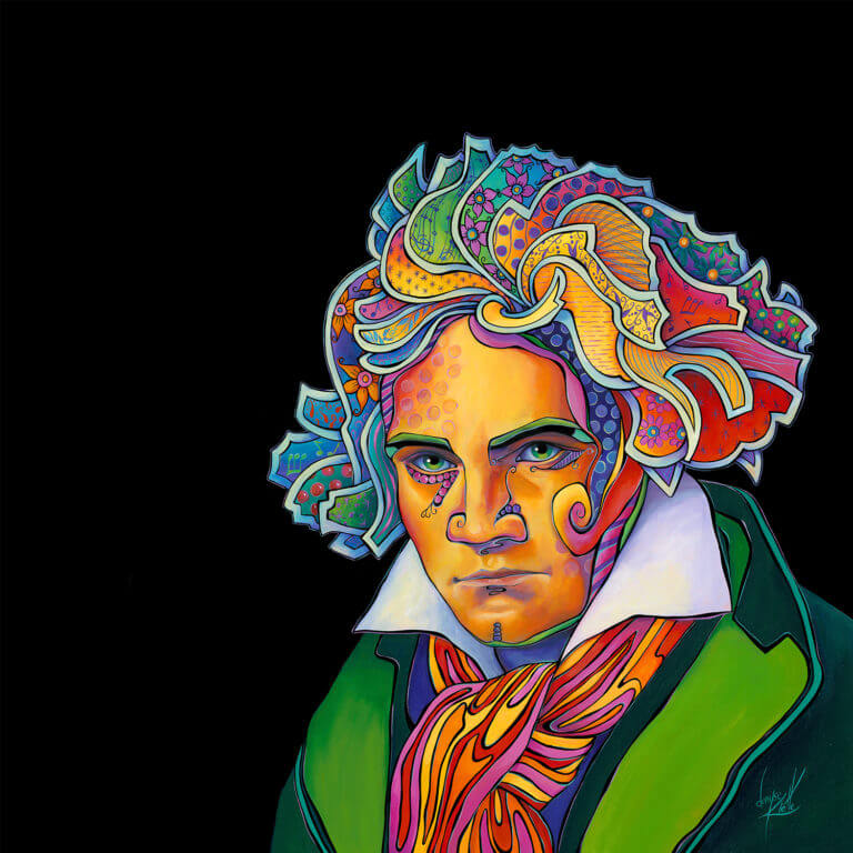 Brit's Picks: Artists Regroup in Wake of COVID-19 - Ludwig van Beethoven