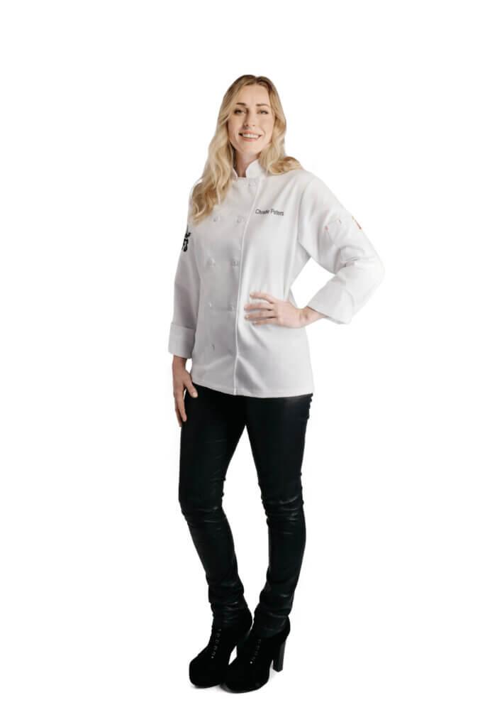 Chef Peters from Saskatoon