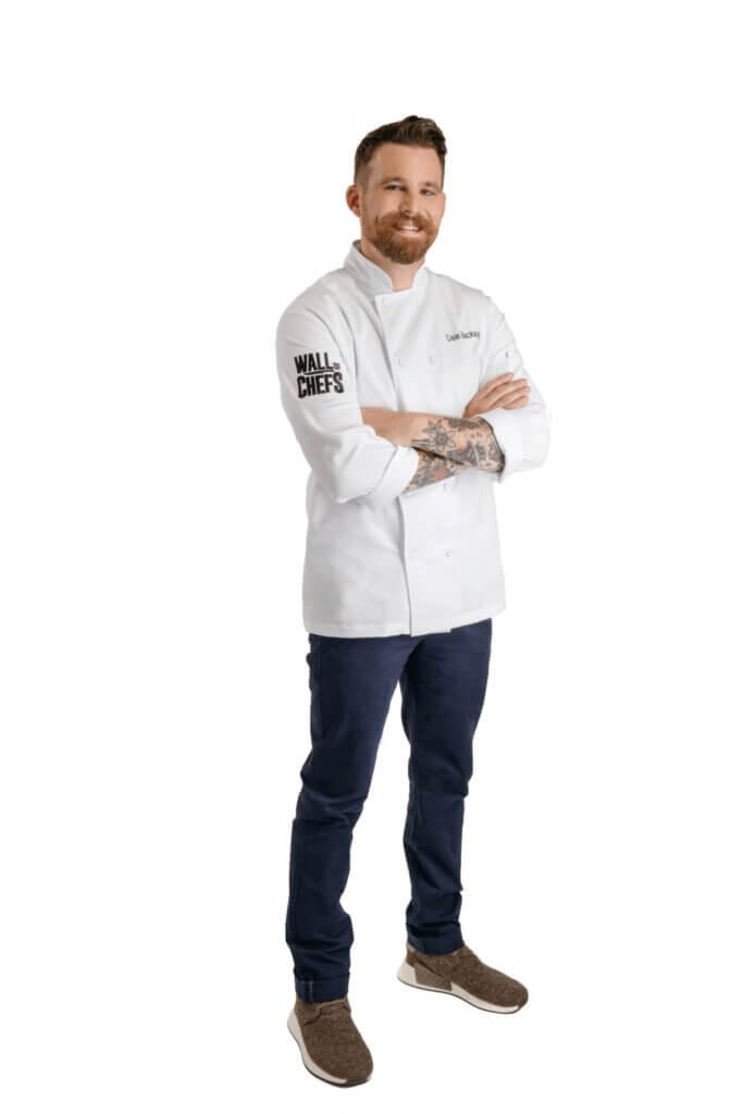 Chef MacKay from Saskatoon
