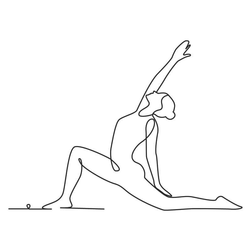 Mind yoga - Fitnes Studio Siluet
