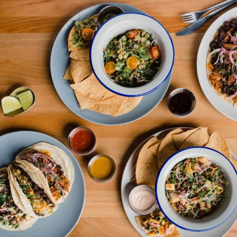 Staying Nourished with Malinche Mexican Food - Vegetarian cuisine
