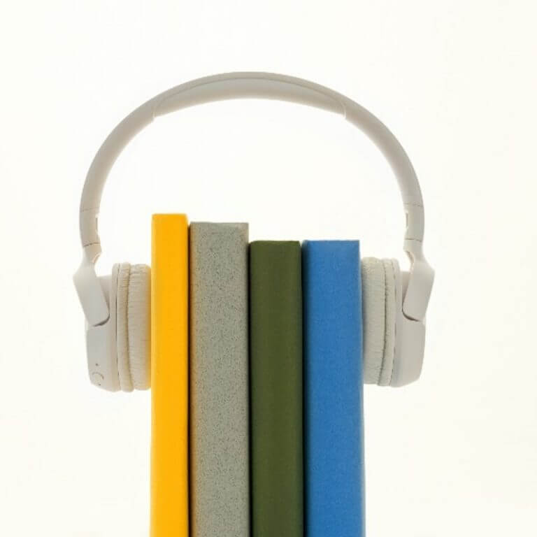 Audiobook - E-book