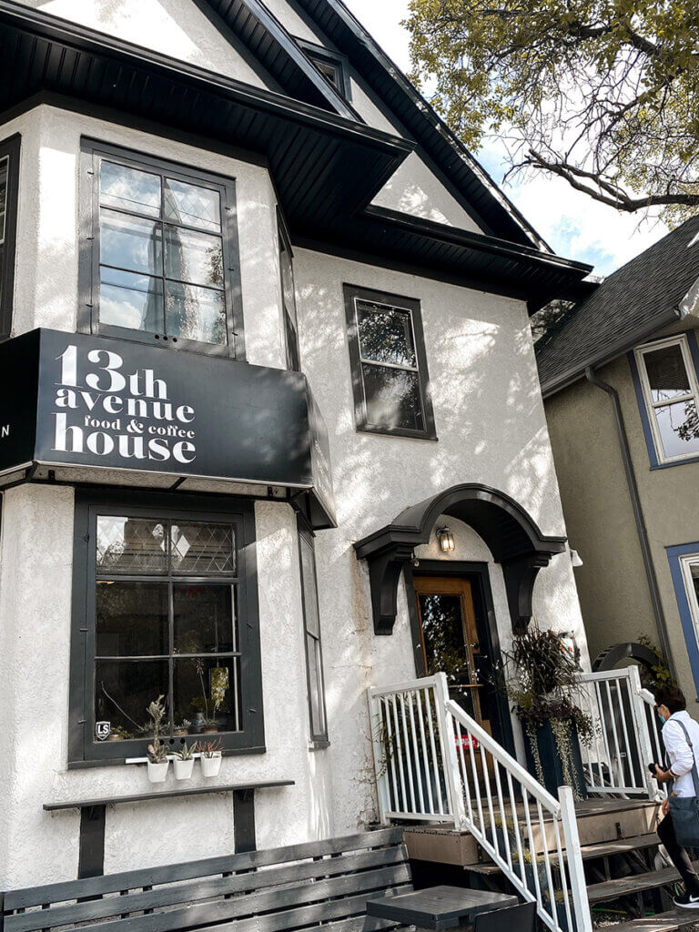 13th Avenue Coffee House in Regina is a great meeting place