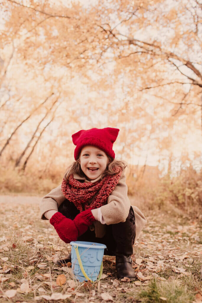 Maygen Kardash gives tips to get young kids out in cold weather