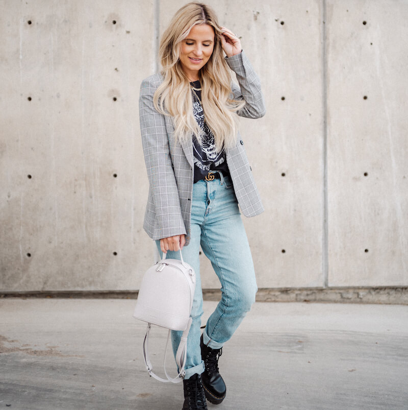 Influencer Kelsi Kendel talks about 4 all fashion musts