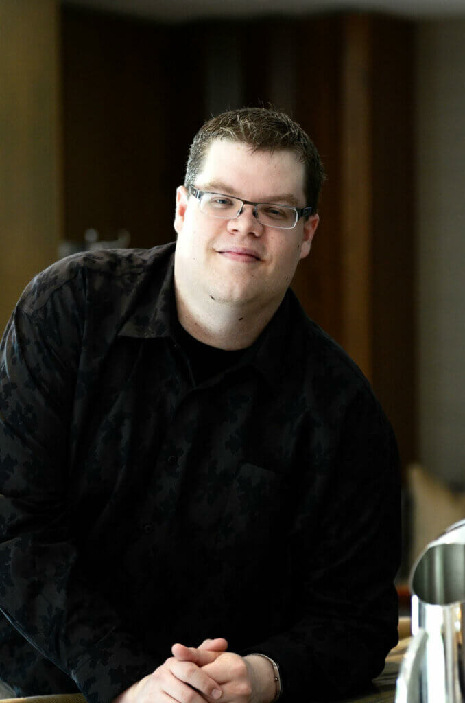 Mark Turner, Executive Director, Saskatoon Symphony Orchestra