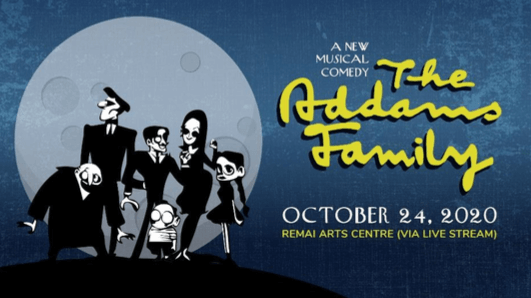 The Saskatoon Summer Players will livestream The Addams Family