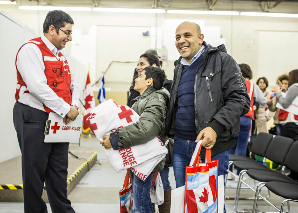 Newcomers to Canada need our generosity this season