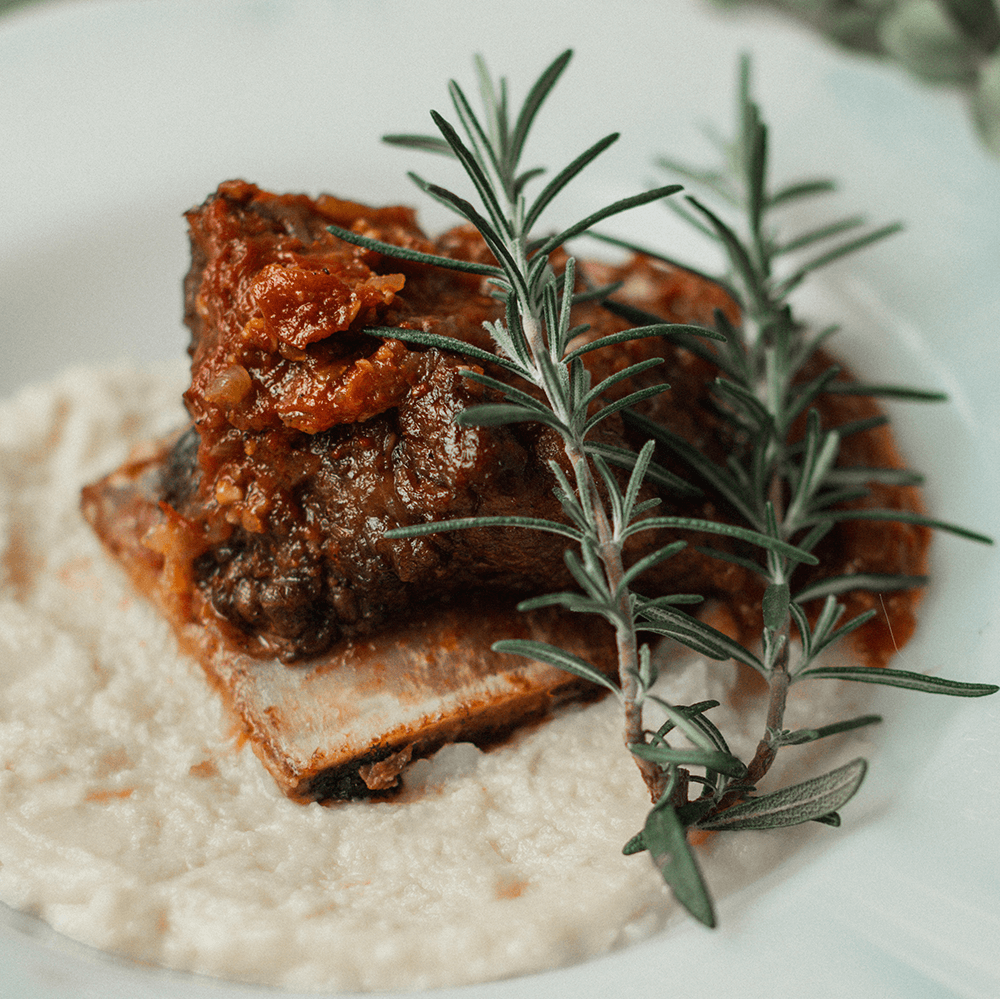 Short Ribs Braised in Tomatoes and Wine, a Toast recipe
