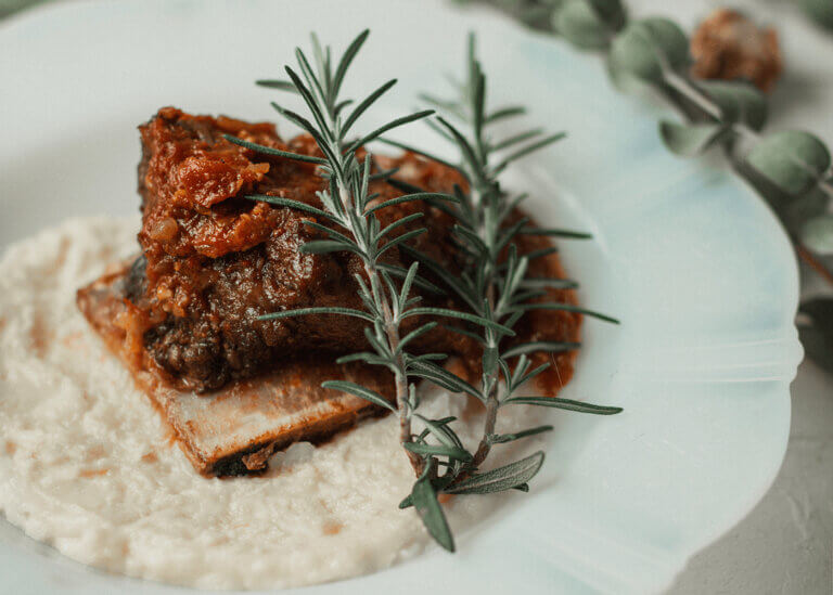 Braised Short Ribs recipe from Lionel & Hetta