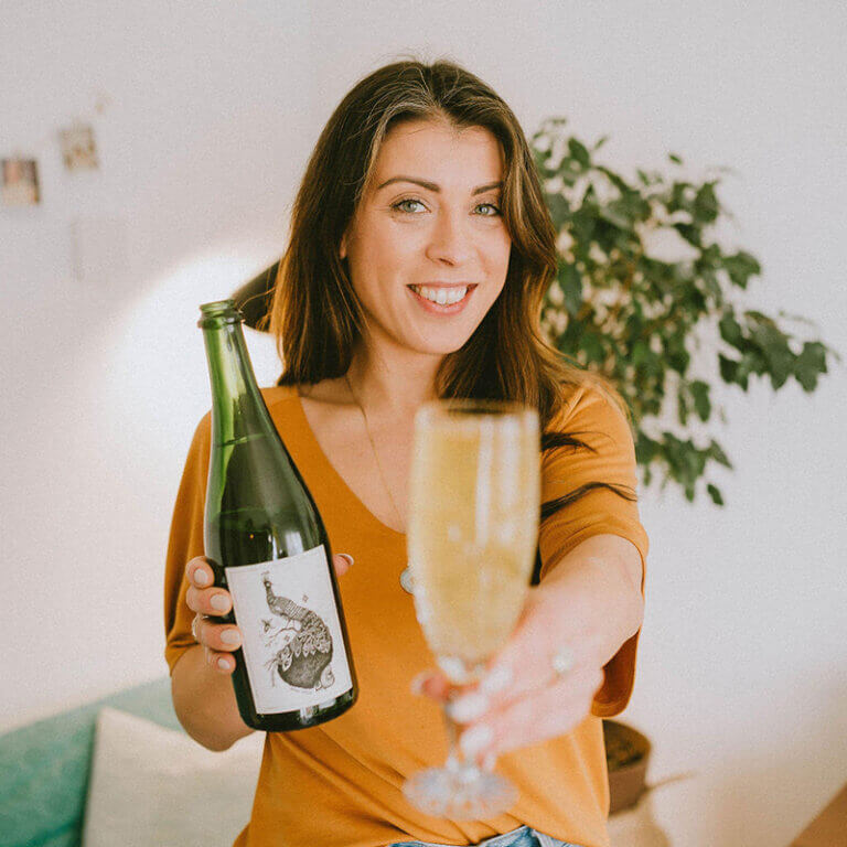 Samantha Rae talks about natural wine for the holiday season
