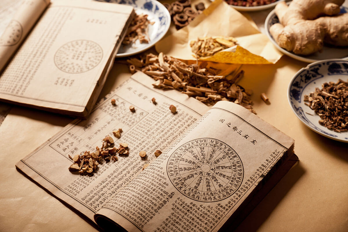 Traditional Chinese medicine will be a 2021 trend, and here are books and herbal treatment ingredients
