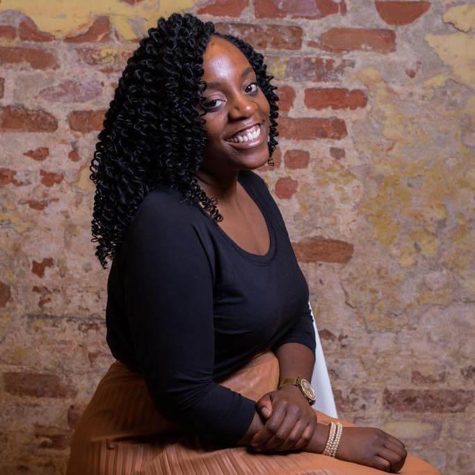 Sharon Kambale, founder of KLady Viak & Afro Membership Initiative