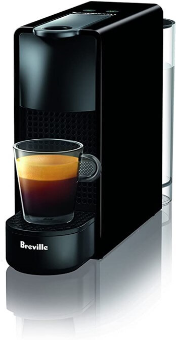 A Brevillle coffee machine, the perfect coffee maker