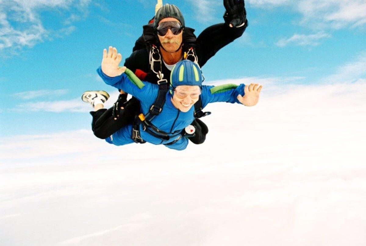 seth darnell skydiving
