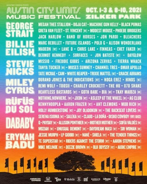 The Only Austin City Limits Playlist You Need - Fuse