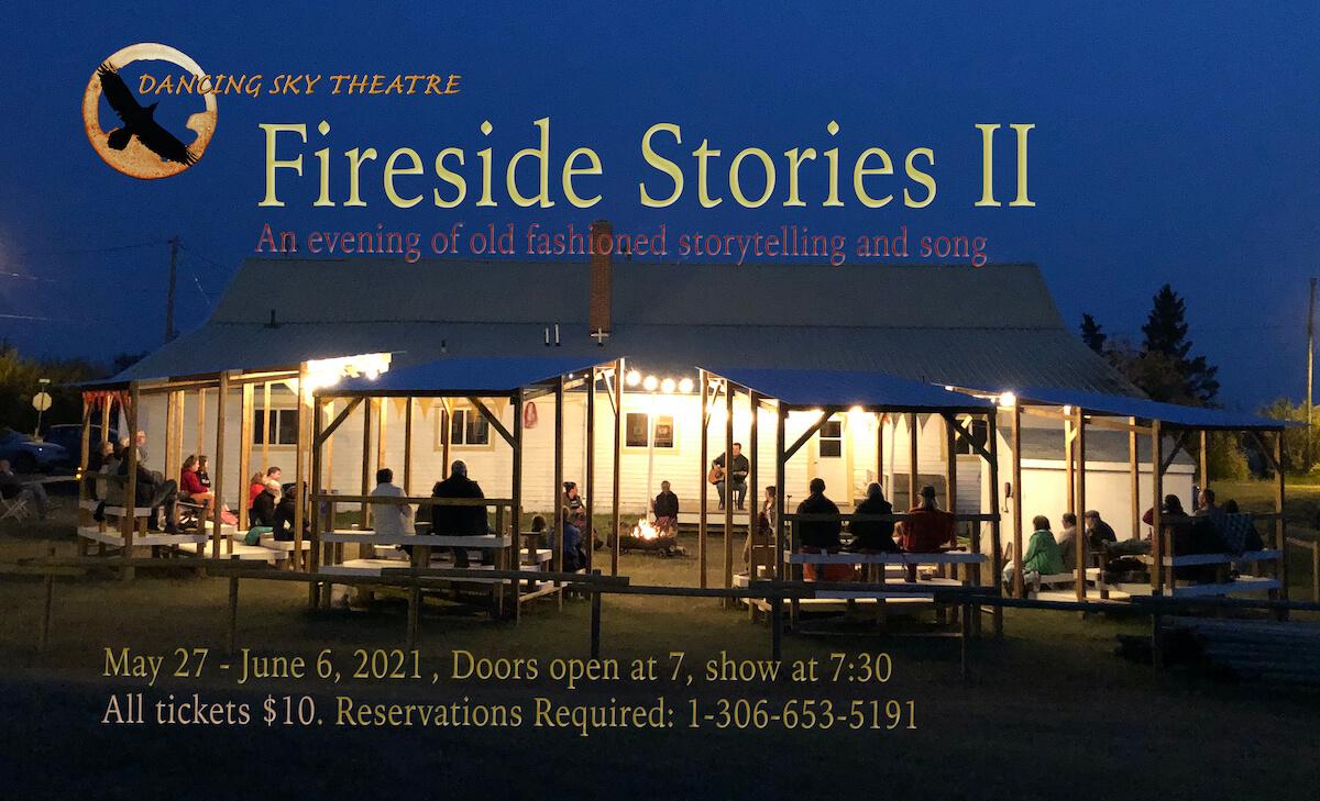Dancing Sky Theatre Fireside II Stories