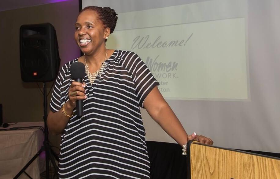 Meshell Baker is an international professional speaker