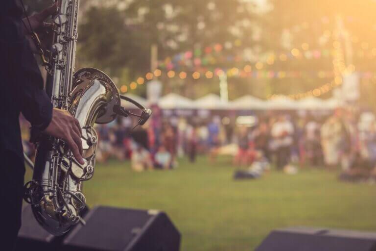 outdoor summer concert series in austin