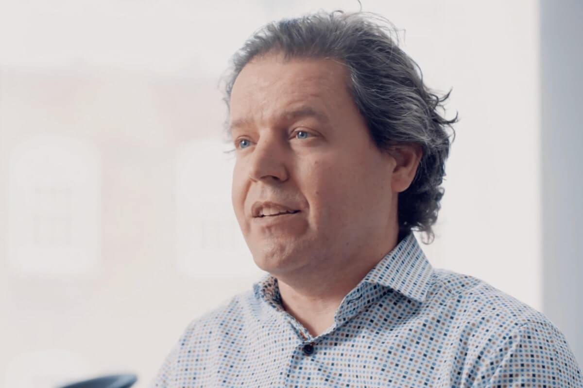 Peter-Paul Van Hoeken, founder and CEO of FrontFundr