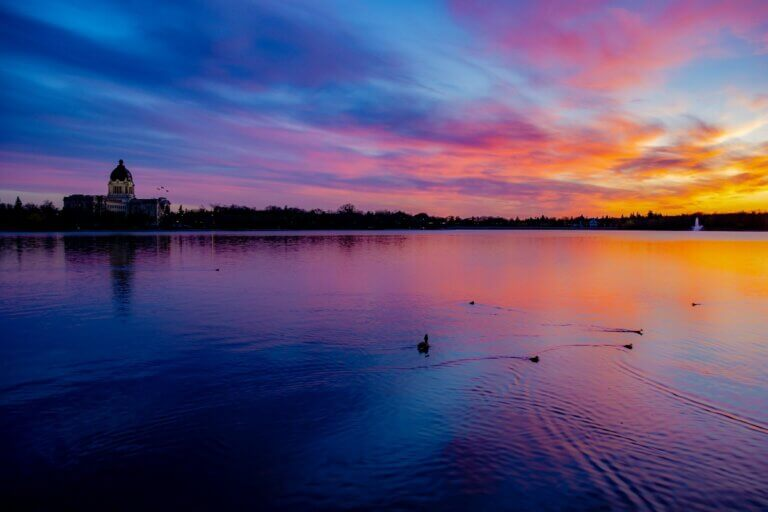 summertime activities in regina wascana lake