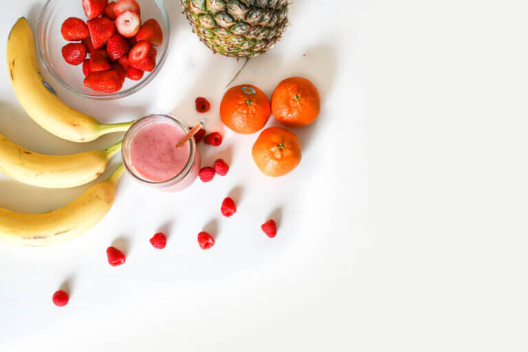 variety of fruits for juicer recipes