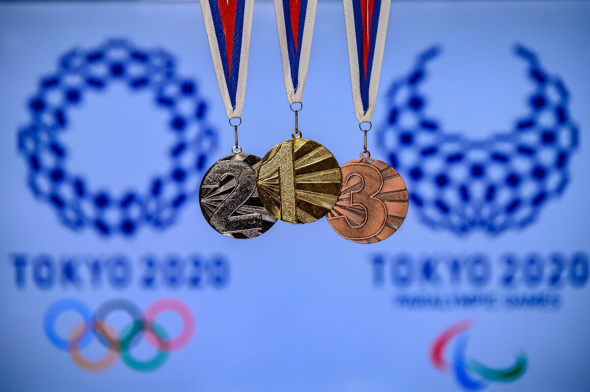 medals from 2021 paralympics