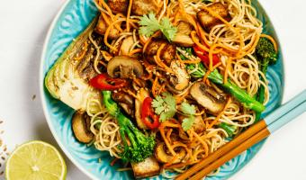 Pad Thai Anyone? - Thai cuisine